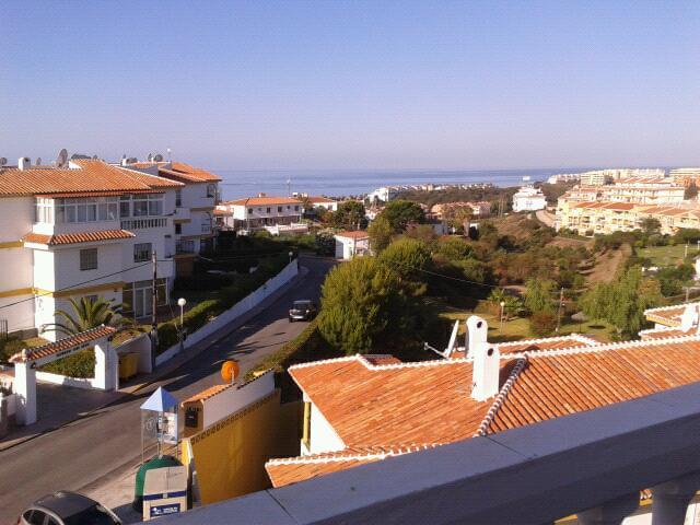 front of bldg - Costa del Sol Top Floor 1Bdrm - Mijas - rentals
