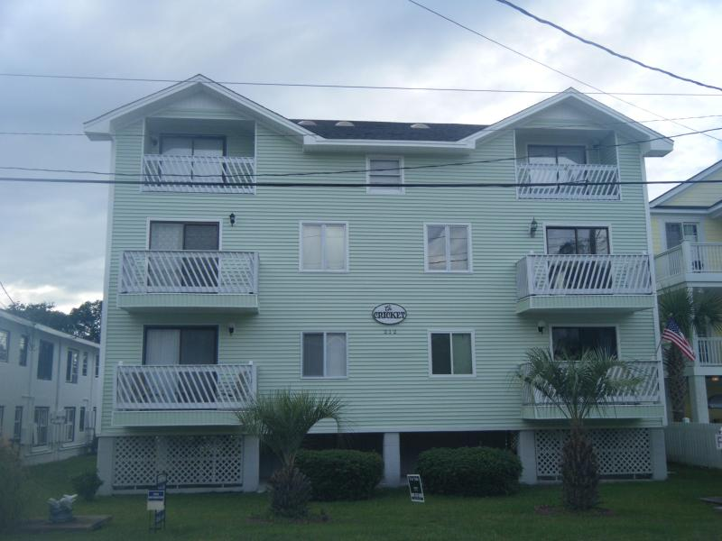 Front - Cozy Beach Condo-Just steps from the beach! - Surfside Beach - rentals