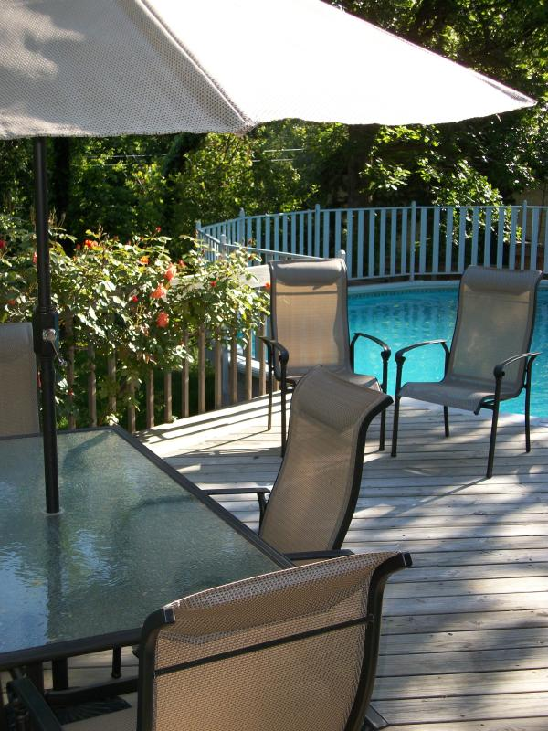Spend your summer splashing in the pool! - Copper Creek Cottage - Tulsa - rentals