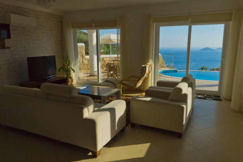 3 Bedroom Villa Ipek (Discount Avaliable) - Image 1 - Kalkan - rentals