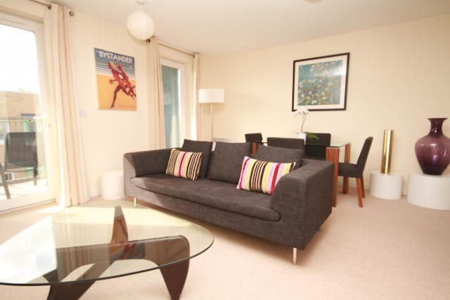 Living Room - Signet Triangle 1  Bedroom Apartments - Cambridge - rentals