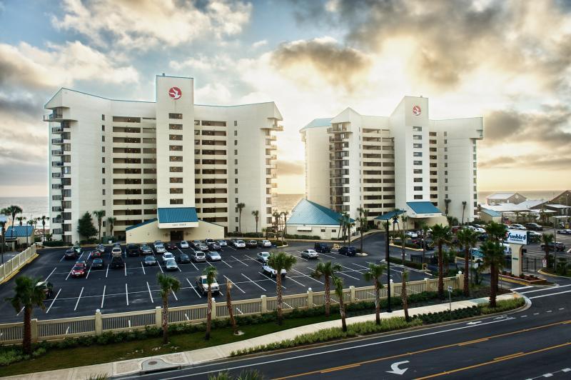 The Sunbird - Sunbird - OCEAN FRONT MASTER BEDROOM 8th Floor - Panama City Beach - rentals