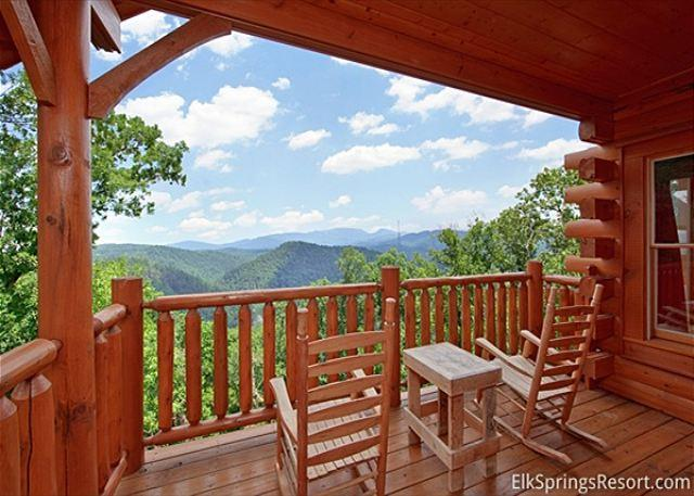 Incredible Views from your Luxury 1 Bedroom Cabin! - Image 1 - Sevierville - rentals