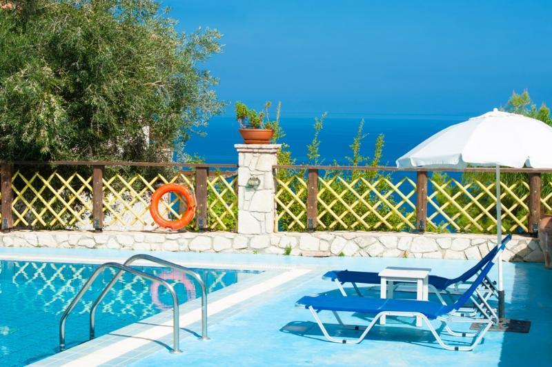 Swimming Pool - Villa Athina - Zakynthos - rentals