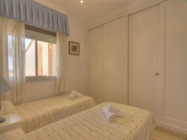 La Manga Club Top Floor  2 Bed2 Bathroom Apartment - Image 1 - La Manga del Mar Menor - rentals