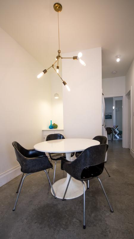 Dining room - DESIGNER ARTIST LOFT @ FRENCH QUARTER & FRENCHMEN! - New Orleans - rentals