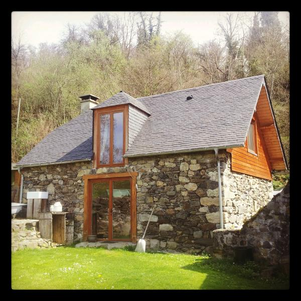 The barn - Refurbished Mountain Barn With Large Sleeping Area - Beaucens - rentals
