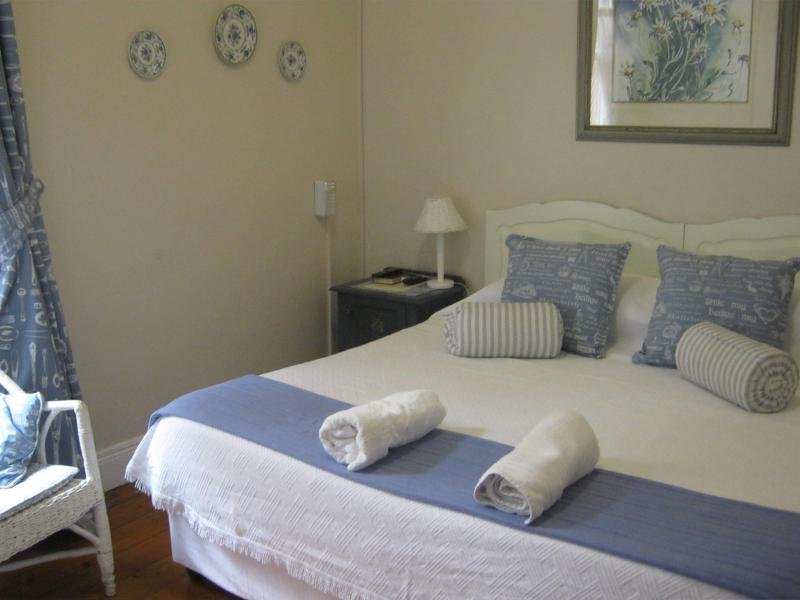 The Blue room - Heritage Guest House - Pietermaritzburg - rentals