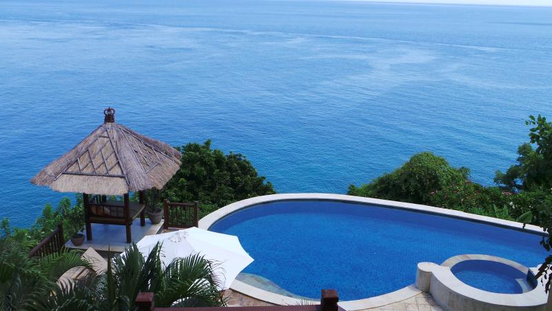 Villa Batu Tangga - the Big Blue - Villa Batu Tangga - BIG BLUE VIEWS!! - Amed - rentals