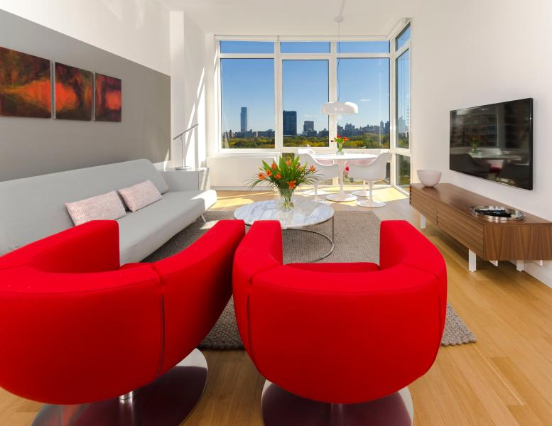 Luxury 1Bed/1Bath Apt with Central Park Views! - Image 1 - New York City - rentals