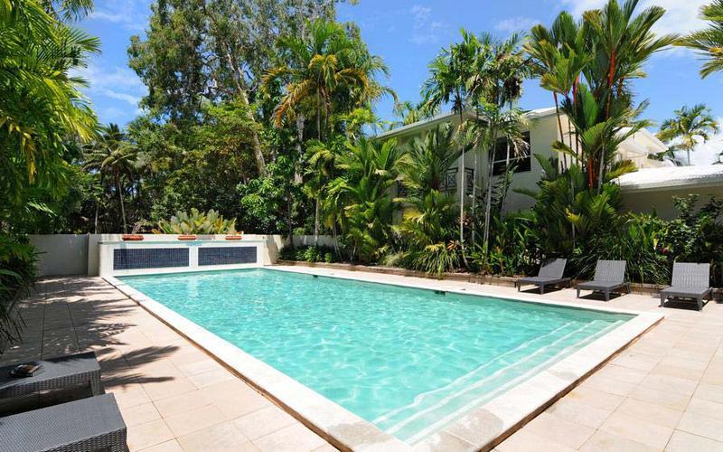 Swimming Pool - 1 Plantation House - Port Douglas - rentals