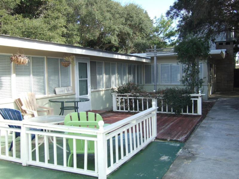 Exterior view - Happy  Ours - Seagrove Beach - rentals