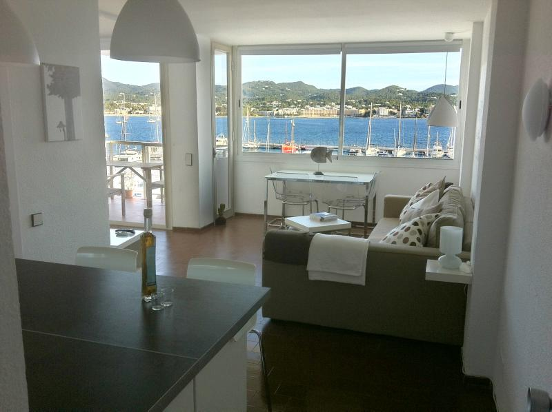 You will see the great views in the very moment of the entry - Cool place & best Ibiza's views! 1-2 couples - Sant Antoni de Portmany - rentals