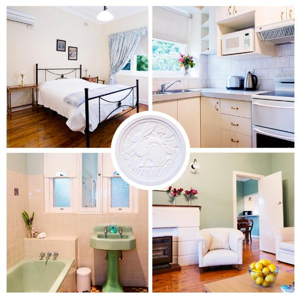 Rosewood Cottage Wagga Wagga - self contained three bedroom house - Image 1 - Wagga Wagga - rentals