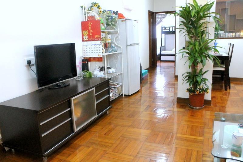 Spacioud living room - 3 bedrooms APT fit 14 ppl Mong Kok - Hong Kong - rentals