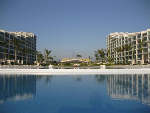 BEACH FRONT BEAUTIFUL STUDIO ACQUA FALMINGOS NUEVO VALLARTA MEXICO - Image 1 - Nuevo Vallarta - rentals