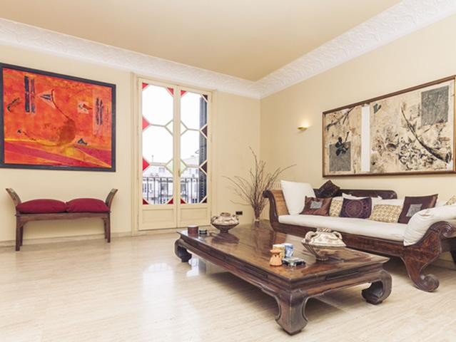 Golden Penthouse located in the best area of the c - Image 1 - Barcelona - rentals