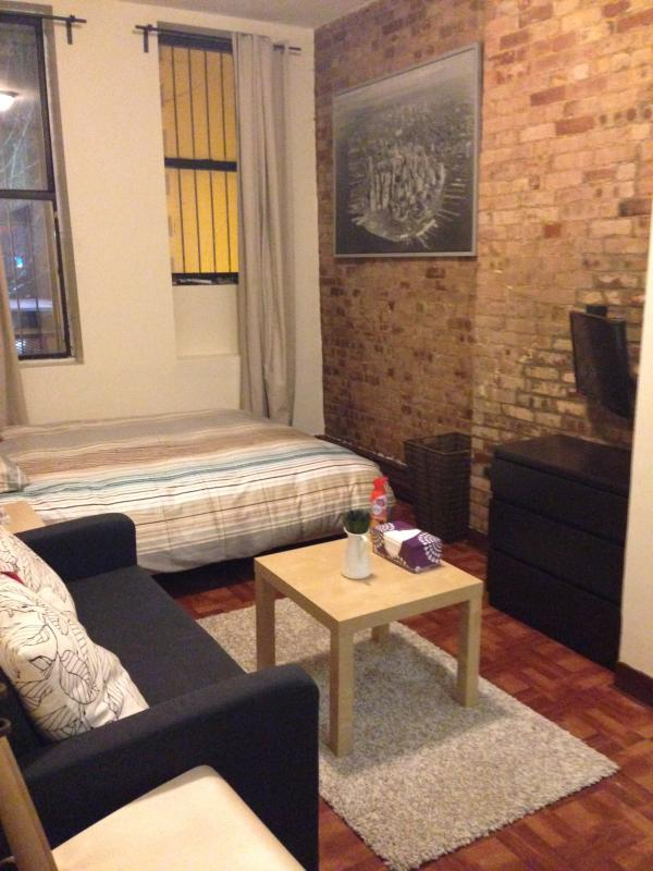 Luxury Studio by Central Park (3 months Min) - Image 1 - New York City - rentals