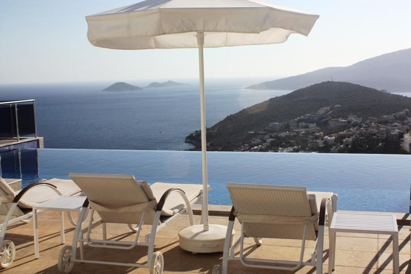 Villa Cina 5 Bedroom (Free Car Hire or Transfer) - Image 1 - Kalkan - rentals