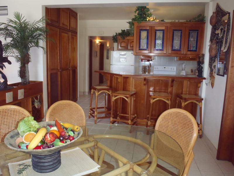 Dining and Kitchen - B2 Sunset Beach - San Pedro - rentals