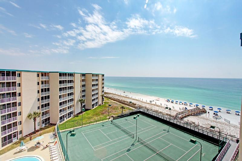 Hol. Surf & Racquet Club 707 - 15% OFF Stays From 4/11 - 5/15! 7th Floor Gulf Views on Holiday Isle! - Image 1 - Destin - rentals