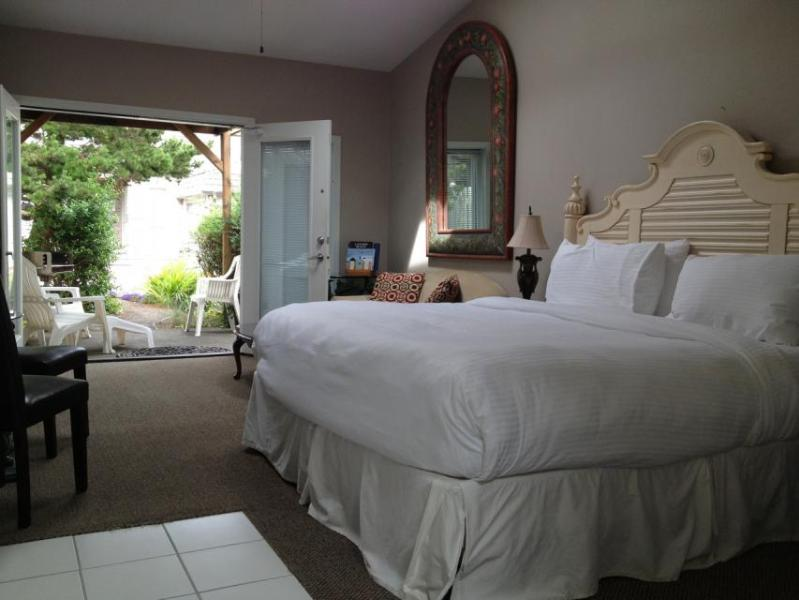 Pet-friendly unit with spa and jet tub, close beach access! - Image 1 - Cannon Beach - rentals