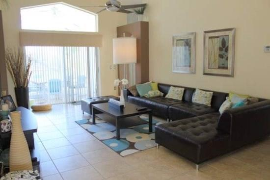Modern 5 Bed 3 Bath Pool Home In Indian Point Kissimmee. 4693PP - Image 1 - Orlando - rentals