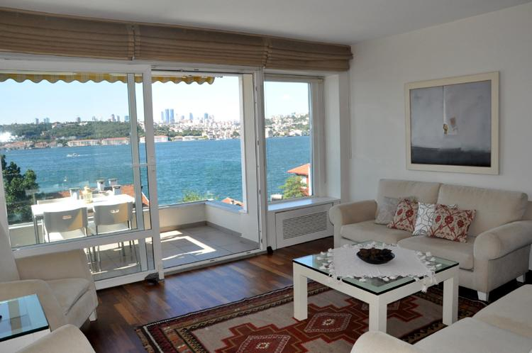 Flat with an amazing view - Image 1 - Istanbul - rentals