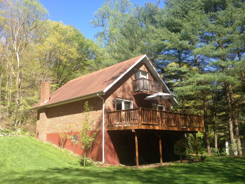 Rainbow Chalet on the Savage River - Rainbow Chalet, Fly Fish the Savage River - Swanton - rentals