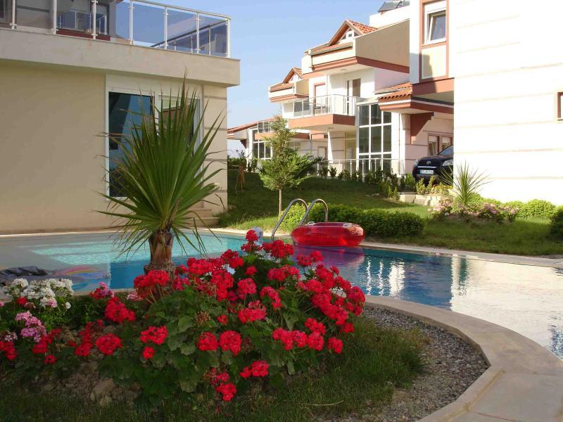 garden view - Luxury Villa in Side at the Turkish Riviera - Side - rentals