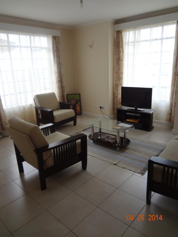 Convenient Nairobi apartment. - Image 1 - Nairobi - rentals