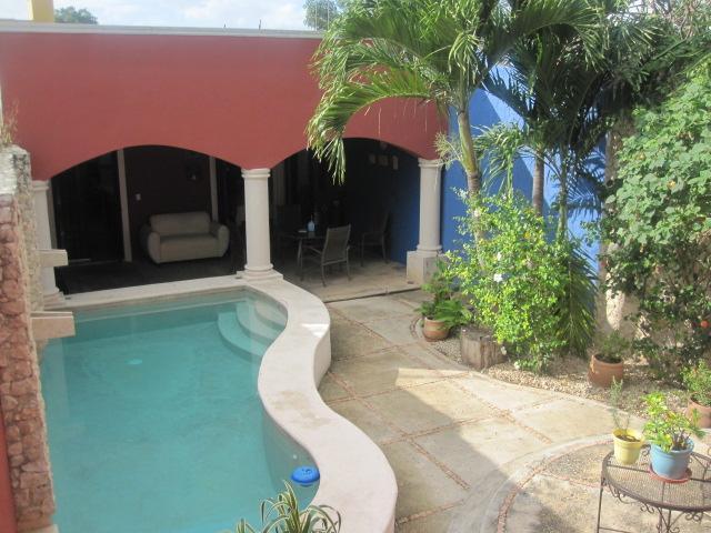 Santa Ana Casa, Centro Historico, Pool, Mod Cons - Image 1 - Merida - rentals