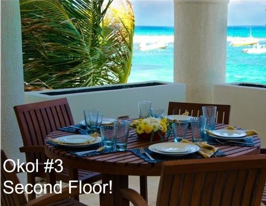 Ocean Front Condos Okol A3 - Image 1 - Playa del Carmen - rentals