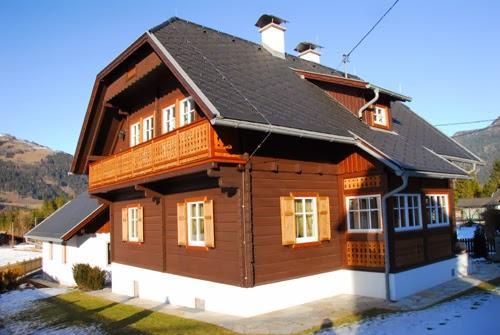 LLAG Luxury Vacation Home in Kleblach-Lind - 1507 sqft, comfortable, quiet, rural (# 4860) #4860 - LLAG Luxury Vacation Home in Kleblach-Lind - 1507 sqft, comfortable, quiet, rural (# 4860) - Neusach - rentals