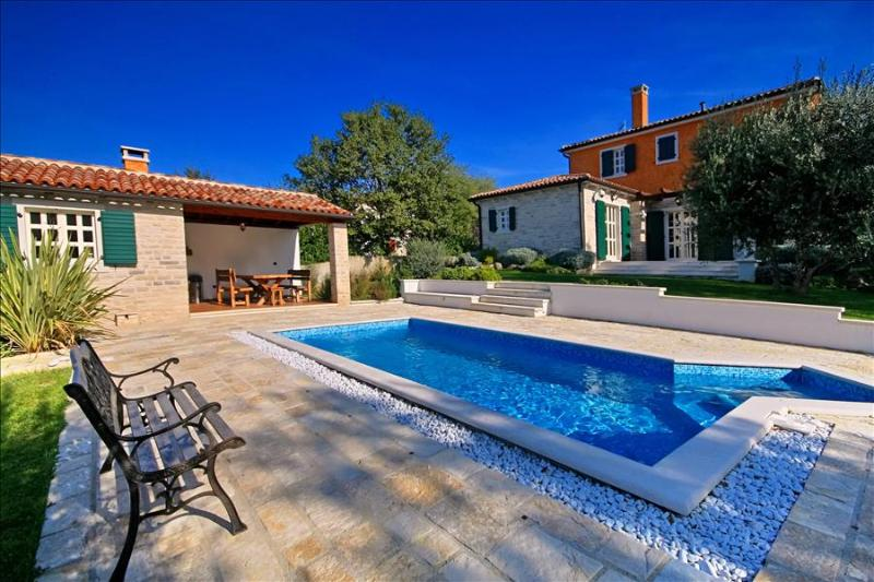 Luxury 3 bedroom villa, where each room has its own story and theme - Image 1 - Baderna - rentals