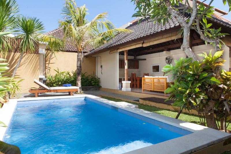 Pool View - Sandalwood 2 BR Villas - Kuta - rentals