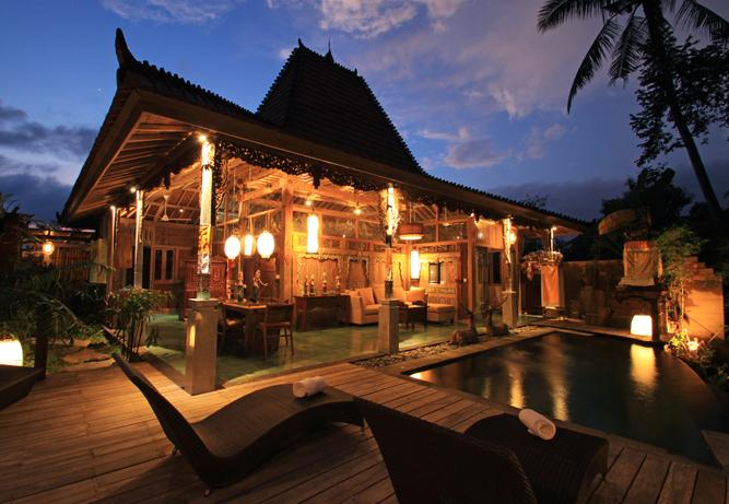 Family Villa - 3-bedroom Joglo - LUXURY VILLA IN UBUD - Lodtunduh - rentals