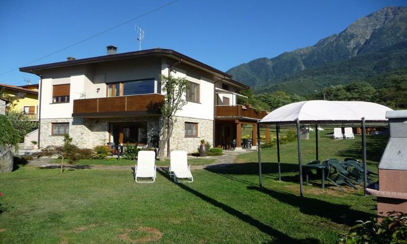 Esterno Casa - Villatrecariole con piscina e vista monti - Colico - rentals