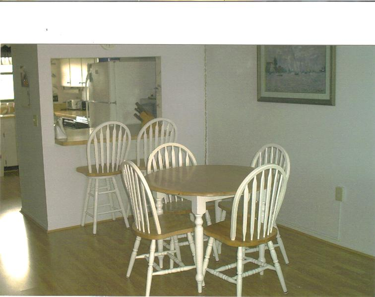 Dining Area - Indian Shores Condo - Indian Shores - rentals