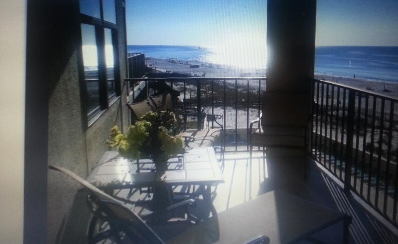 Breath taking view - Beach Front with a Home Feel Awaits You! - Orange Beach - rentals