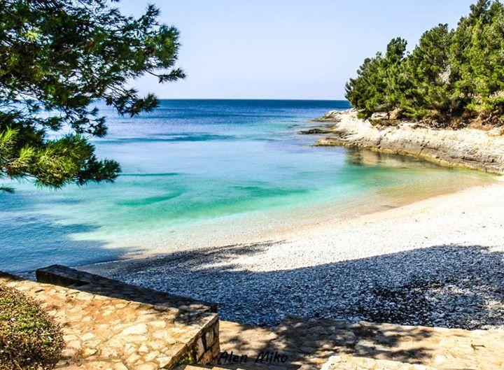 Gortanova beach at 60 m - Apartmani Lidia*** Pula Croatia - Pula - rentals