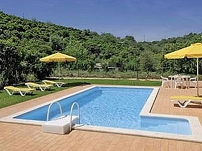 Large secluded garden - Casa Pacifica - 2 bed villa with pool near Silves - Silves - rentals
