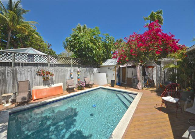 BOARDWALK LOFT - Monthly Rental - Tastefully Updated Condo w/ Shared Pool. - Image 1 - Key West - rentals