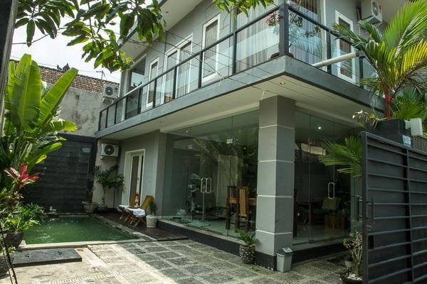 3 Bedroom Villa at Seminyak with Private Pool - Image 1 - Seminyak - rentals