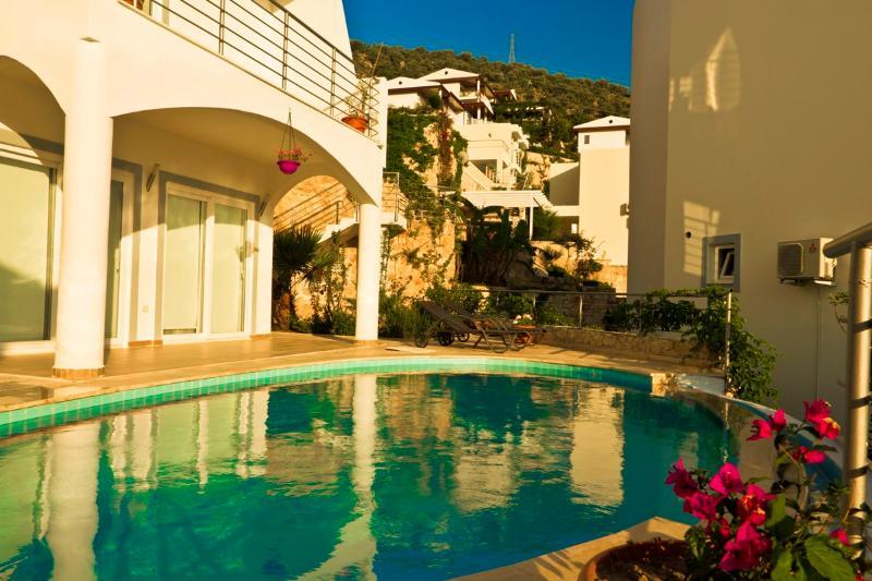 3 Bedroom Economic Villa Kalkan ( free car or transfer ) - Image 1 - Kalkan - rentals
