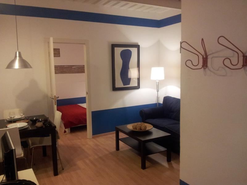 Funny&cozy studio on the beach - Image 1 - Barcelona - rentals