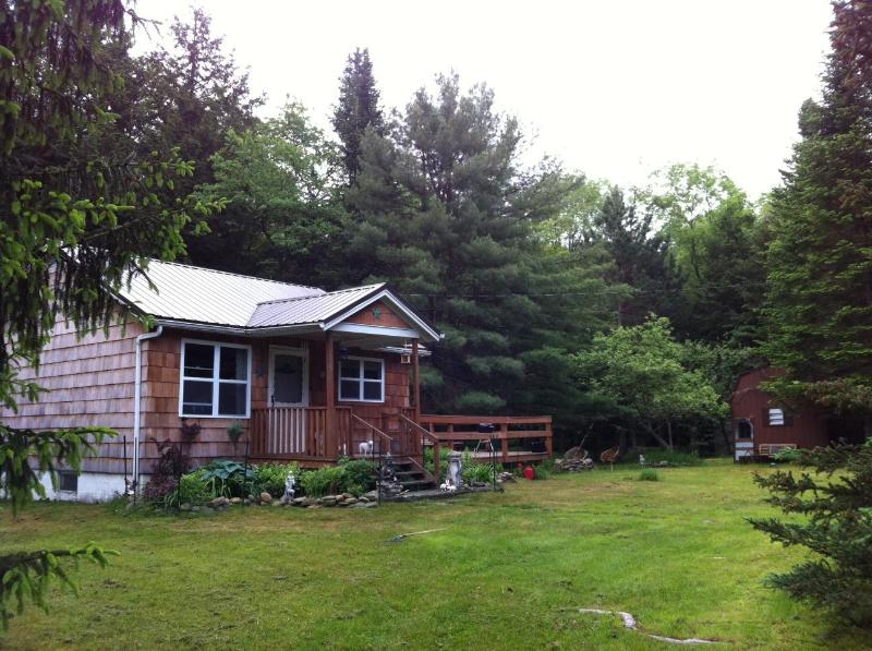 The perfect country cottage! - Mid-Cen Mod Cottage - The Catskills  FABULOUS! - Livingston Manor - rentals