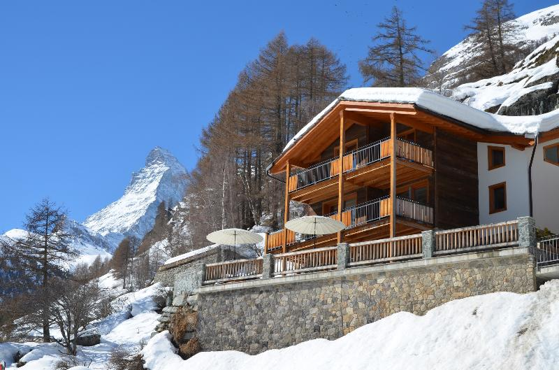 Winter - Mountain Exposure Chalet Gemini - Serviced,independent,Sauna,Hot Tub - Zermatt - rentals