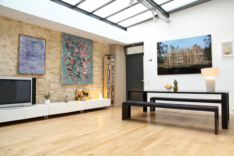 30. MARAIS - SPACIOUS HOUSE - MODERN DESIGN - Image 1 - Paris - rentals