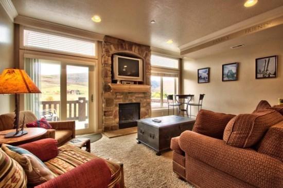 Snowbasin View Huntsville Condo | Luxury 1 Bedroom | Lakeside Unit 52A - Image 1 - Huntsville - rentals